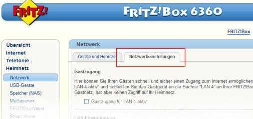 Ip adresse f r fritz wlan repeater gezielt zuweisen - Fritzbox 7330 login ...